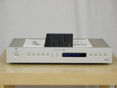 NAD S400 Silver Line RDS FM tuner face plate