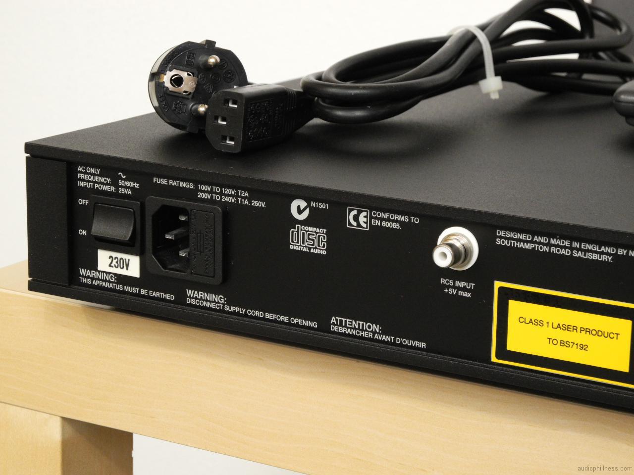 Naim Audio Cd5
