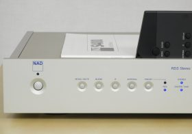 NAD S400 Silver Line RDS tuner